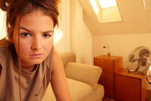 Gute Isolierung vermeidet Hitze im Dachgeschoss