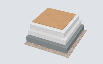 Dachbodendämmung Basis Konzept
