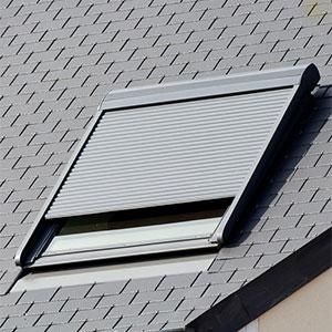 Dachfenster Aussenrollo