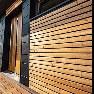 Holzbekleidungen