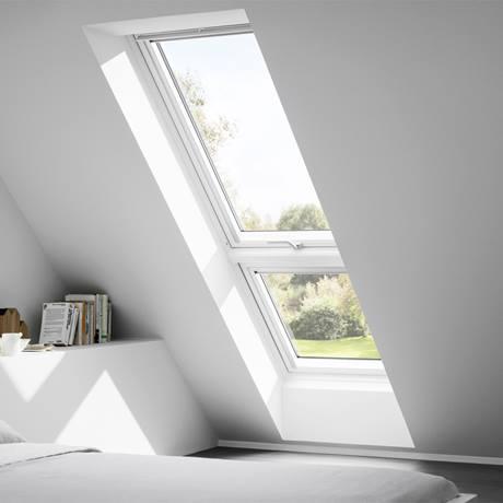 Velux Lichtband Dachfenster