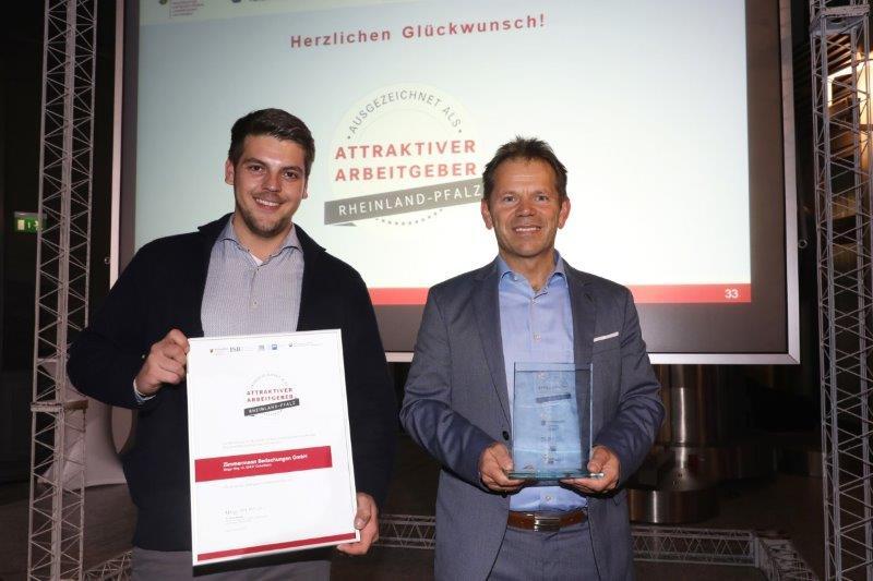 """""""Attraktiver Arbeitgeber Rheinland-Pfalz 2019"""""""